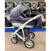 Camarelo Sirion Eco bērnu universālie ratiņi 3in1 col.SiE-9 (Eco Blue)