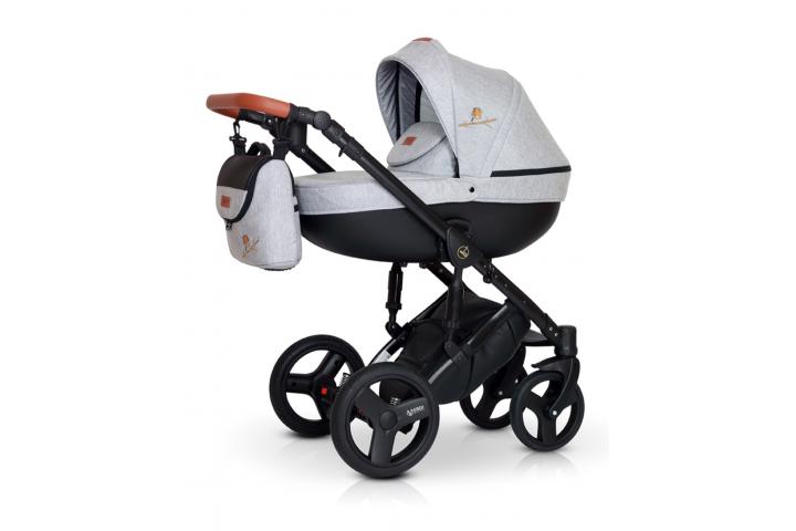 Verdi Mirage Limited bērnu universālie ratiņi 1in1 col.SUMMER