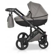 Verdi Mirage universālie bērnu ratiņi 3in1 col.2 (Eco Grey)