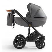 Verdi Orion universālie bērnu ratiņi 3in1 col.Eco Grey/Denim grey