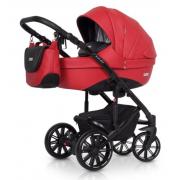 Riko Sigma bērnu universālie ratiņi 3in1col.06 Scarlet